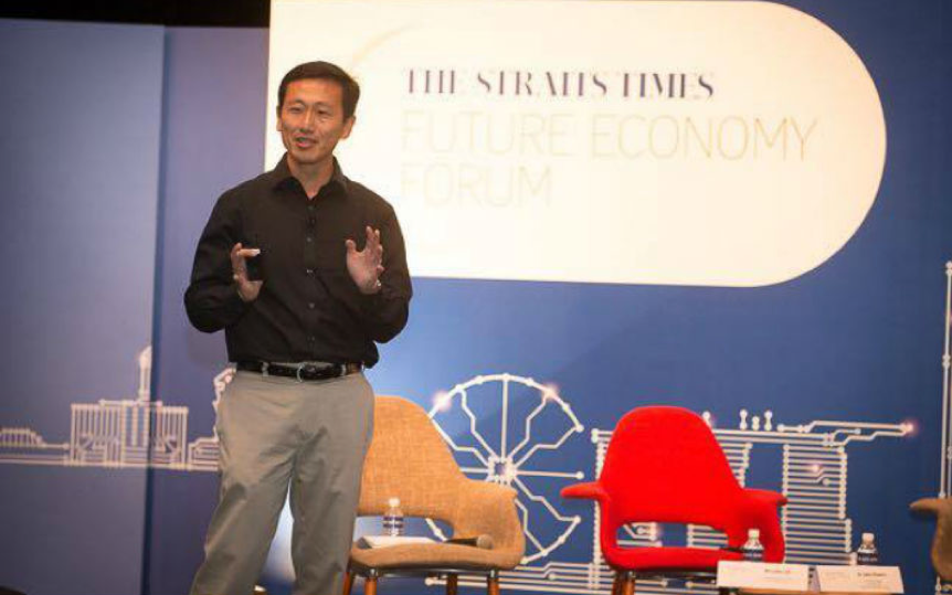 The Straits Times - Singapore needs to base its growth on productivity and innovation