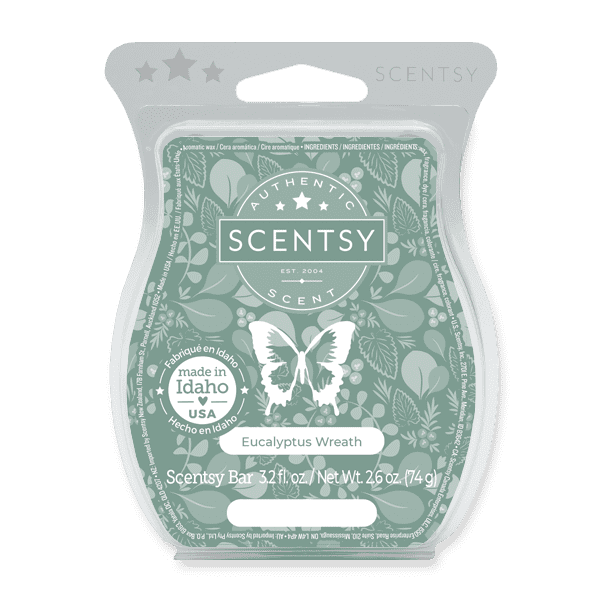 Eucalyptus Wreath Scentsy Bar