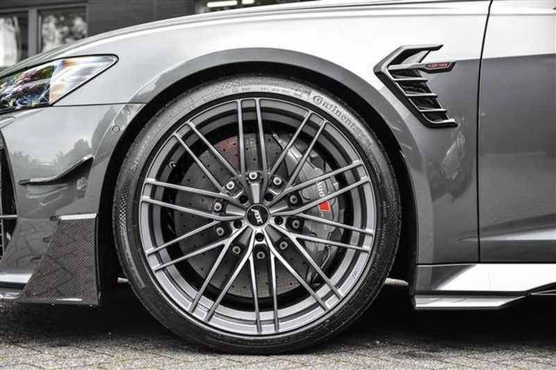 Audi RS6 RS6R ABT LIMITED 1/125 (740 PK / 920 NM) NP.305K afbeelding 5