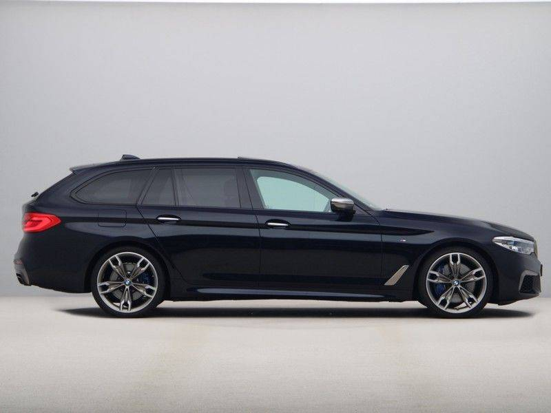 BMW 5 Serie M550xd Touring High Exe, full option ! afbeelding 8