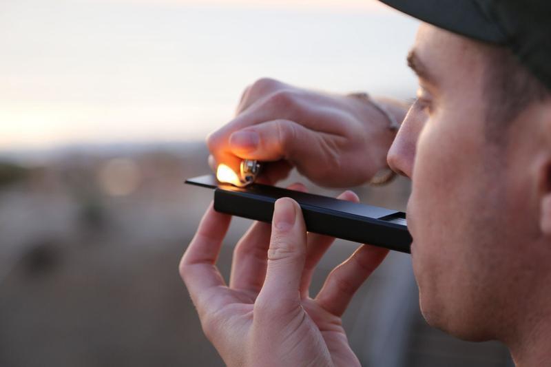 Smoking Cannabis In Public