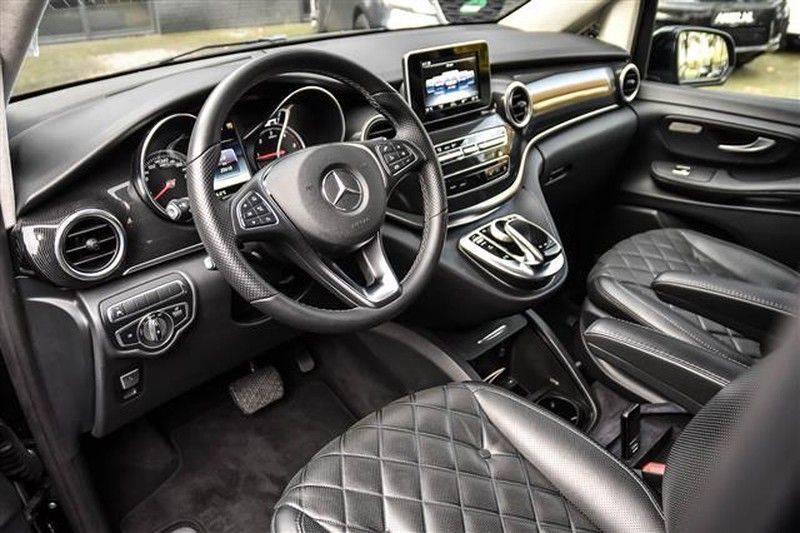 Mercedes-Benz V-Klasse V250D LANG VIP TV+4X CAPTAIN SEATS+CAMERA afbeelding 21