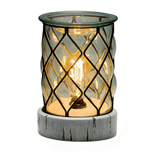 Country Light Lampshade Scentsy Warmer