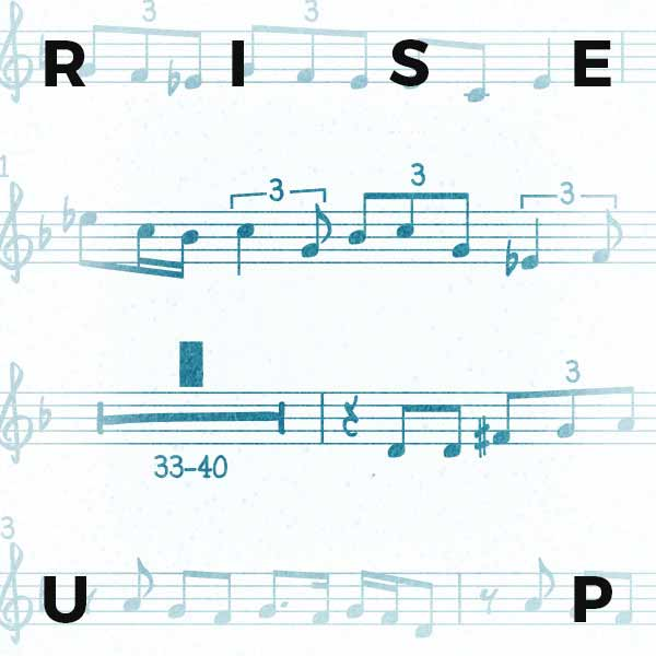 Cover Art for Mobilize - Rise Up by Charlotte Littlehales