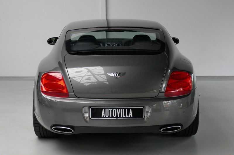 Bentley Continental GT 6.0 W12 GT Speed afbeelding 7