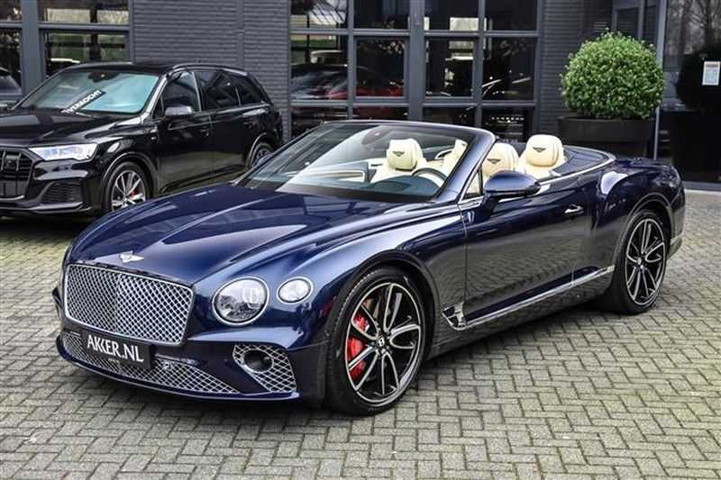 Bentley Continental GTC W12 CENTENARY+MULLINER+MASSAGE+HEADUP afbeelding 9