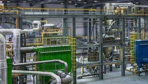 Asset Information Management Platform for Manufacturers - Main