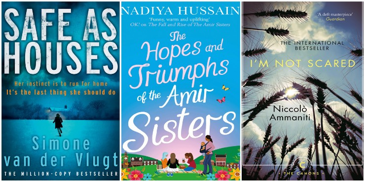 Safe as Houses, The Hopes and Triumphs of the Amir Sisters, I'm Not Scared