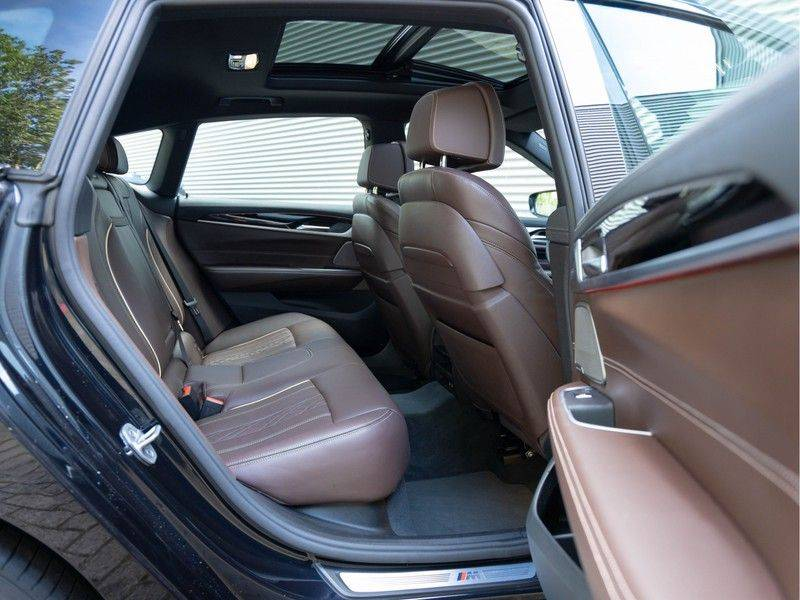 BMW 6 Serie Gran Turismo 630i High Executive - Luchtvering - Facelift - Driving Ass Prof afbeelding 19