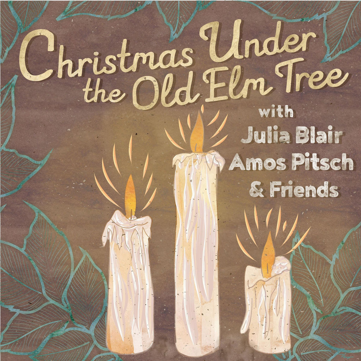 Christmas Under the Old Elm Tree artwork