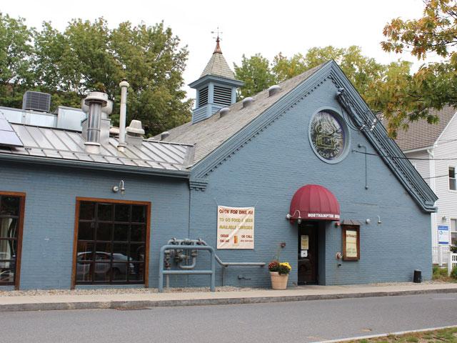 Northampton Brewery in Northampton, MA