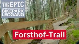 Forsthof-Trail | MTB Endurotrail im Bikepark Leogang/Saalfelden