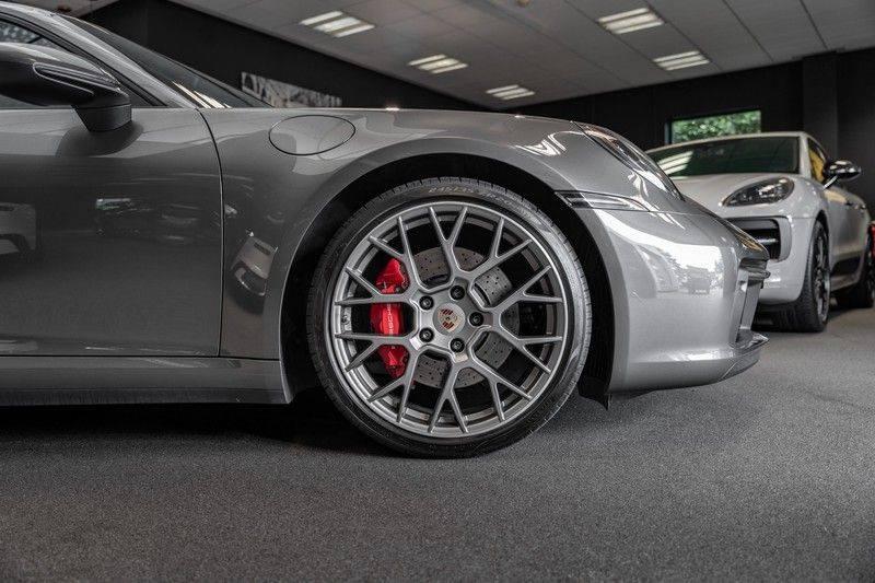 Porsche 911 992 S Coupe Sport Chrono ACC Alcantara Hemel Sport Uitlaat 3.0 Carrera S afbeelding 10