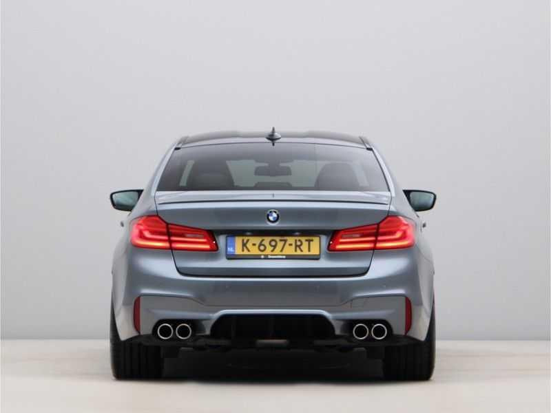 BMW M5 Sedan afbeelding 12