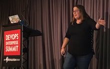Passion - Julia speaking at DOES17