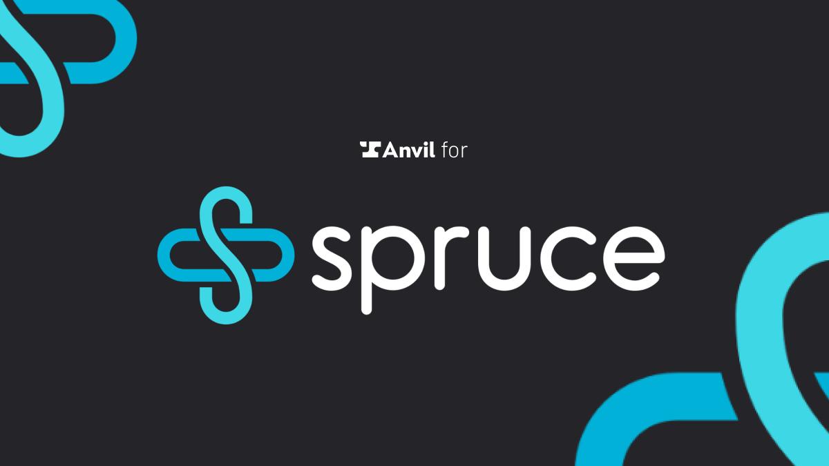 Case Study: Technology Company - Spruce Health - Logo