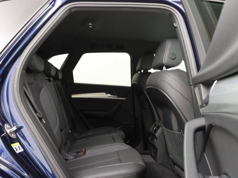 Audi Q5 50 TFSI e 299 pk quattro S edition   S-Line   Elektrisch verstelbare stoelen   Trekhaak wegklapbaar   Privacy Glass   Verwarmbare voorstoelen   Verlengde fabrieksgarantie afbeelding 22