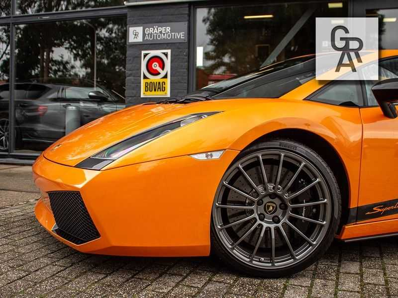 Lamborghini Gallardo 5.0 V10 Superleggera afbeelding 2