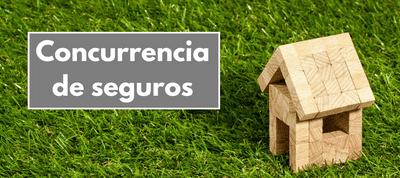 Concurrencia de seguros de comunidad y hogar