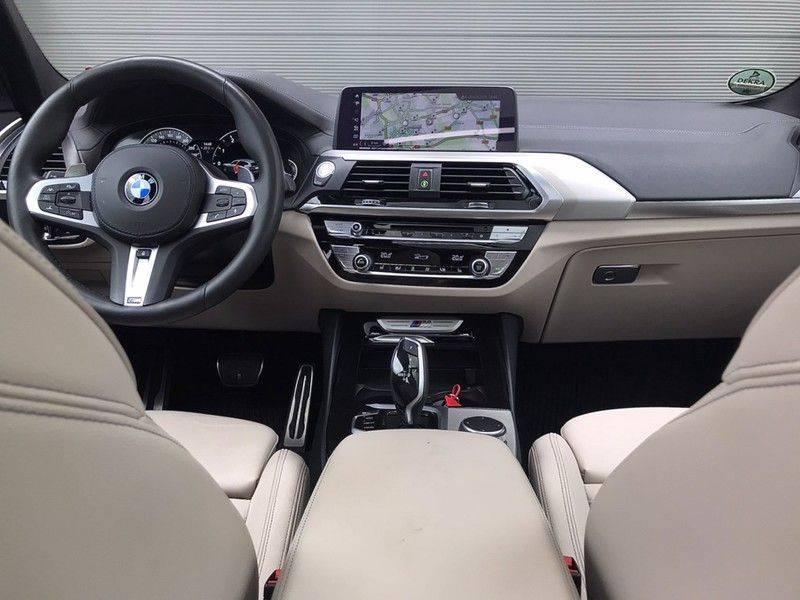 BMW X3 M40i X-Drive M-Sport, 360PK, ACC, Pano, Lane Assist, Keyless, Navi Prof, Camera, LMV'20 afbeelding 6