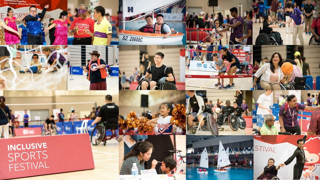 Inclusive Sports Festival
