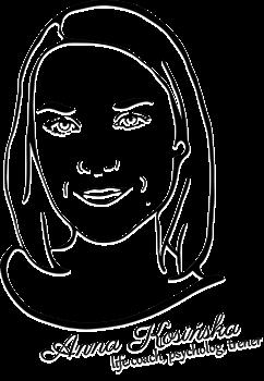 Anna Kosińska - Life Coach, psycholog, trener, psychoterapeuta