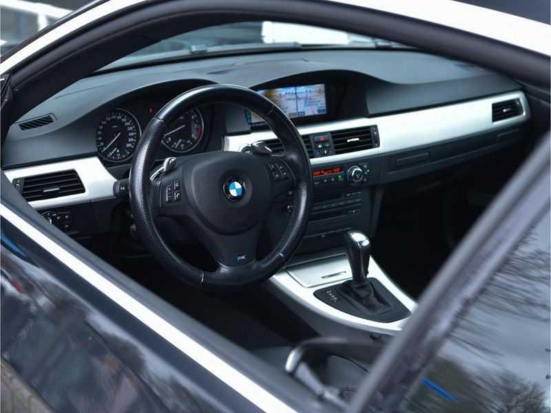 BMW 3 Serie Coupe 335i High Executive M-Perf uitlaat Leer Navi Breyton velgen 1e eigenaar afbeelding 21