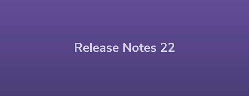 Esper Release Notes – DevRel 22