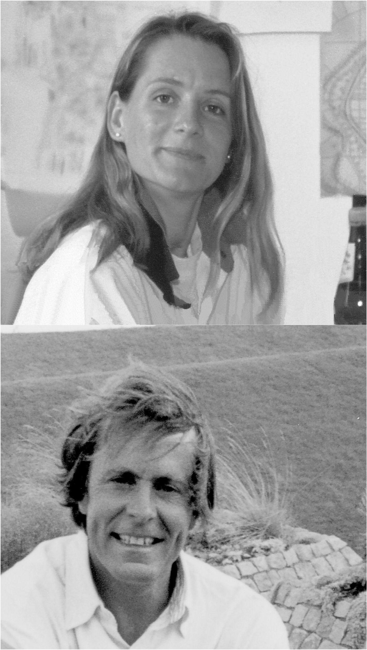 Annette Barnett und Johannes Backhaus-Barnett