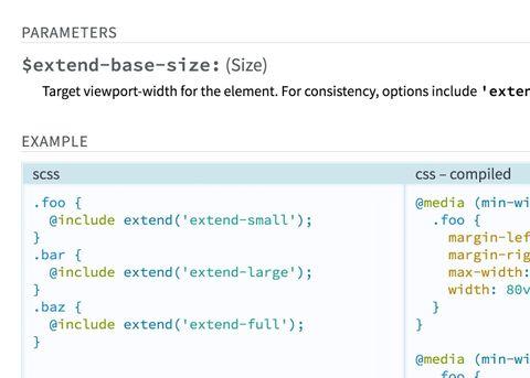 Example Code Blocks