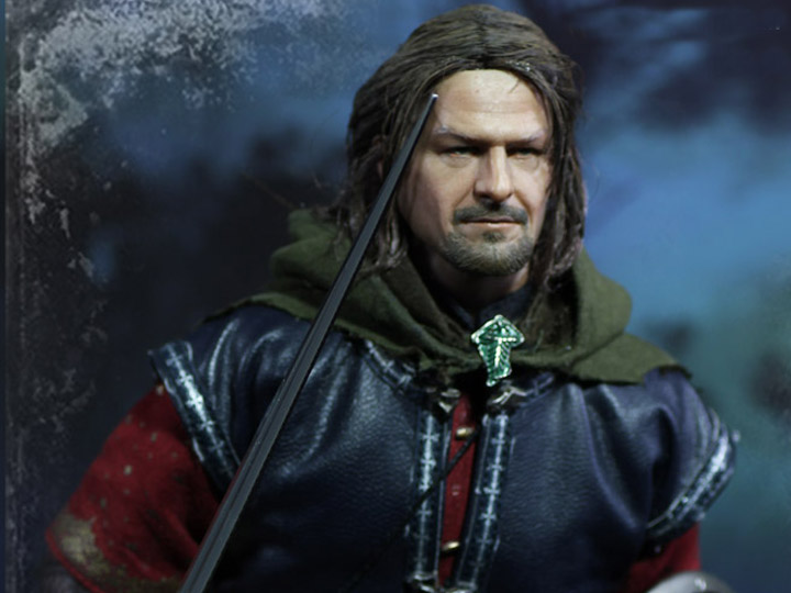 Asmus Toys The Lord of the Rings Boromir (Rooted Hair) 1/6 Scale Figure