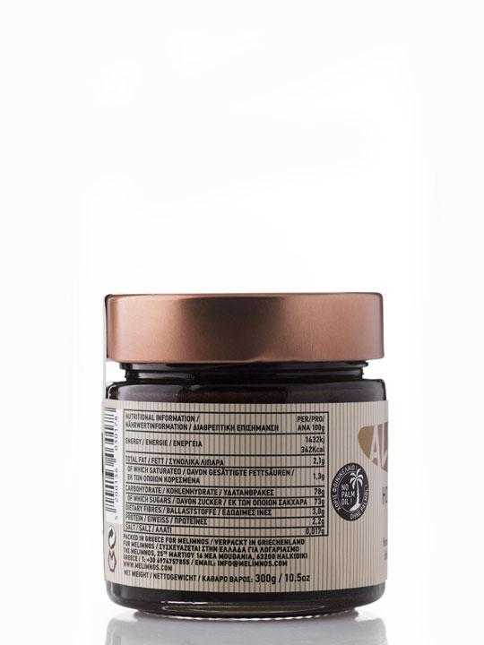 Honey spread with cacao - 300g