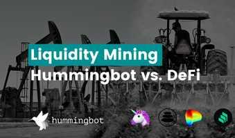 Comparing liquidity mining options in DeFi vs. Hummingbot