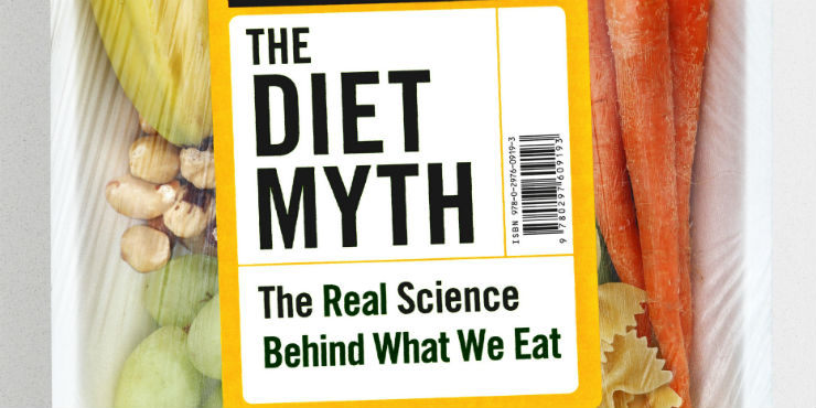 The diet myth: the new science of the microbiome by T. D. Spector