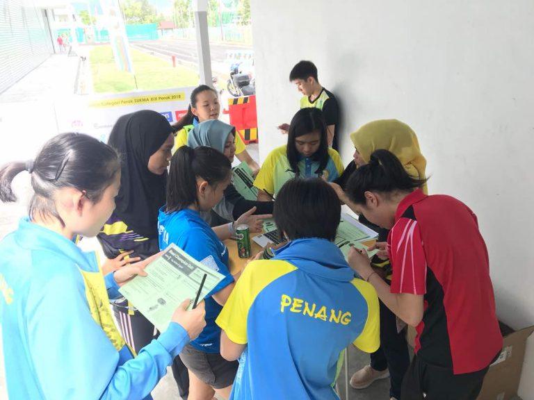 ADAMAS Outreach Programme 2018