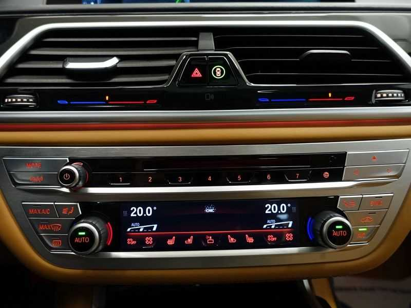 BMW 7 Serie 730d xDrive Individual 266pk M-Sport Aut8 Full options, Nw prijs €163.439,- afbeelding 2