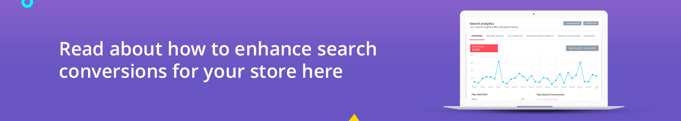 Enhanced Search Conversion