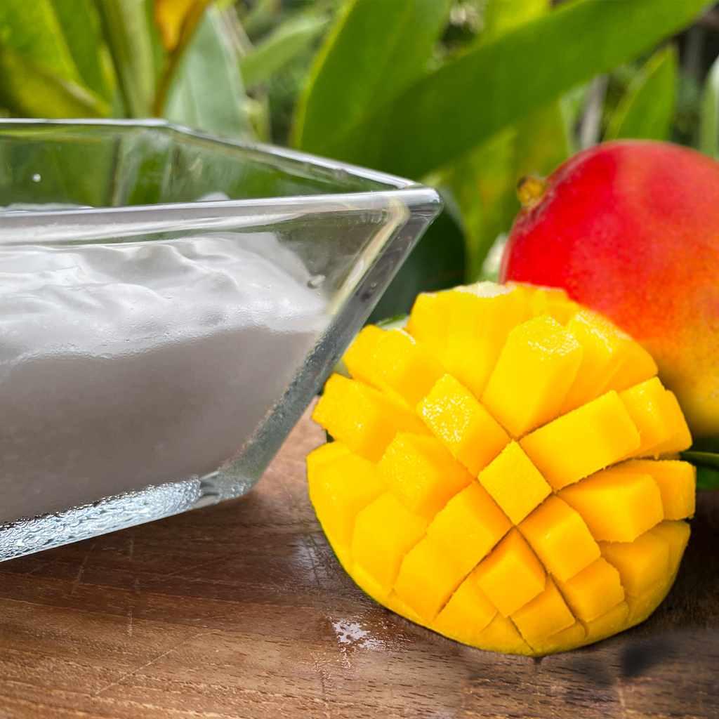 smoothies: mango smoothie
