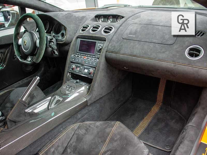 Lamborghini Gallardo 5.0 V10 Superleggera afbeelding 10