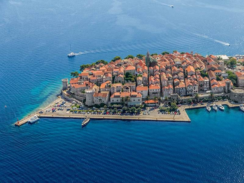 MedSailors: Croatia Sailing Itinerary To Include Korcula