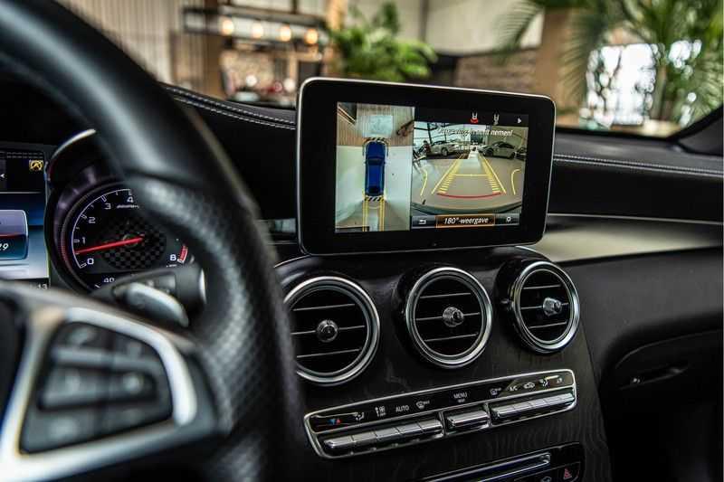 Mercedes-Benz GLC Coupé 43 AMG 4MATIC | Burmester | Memory | Head Up-Display | Stoelverwarming V+A afbeelding 22