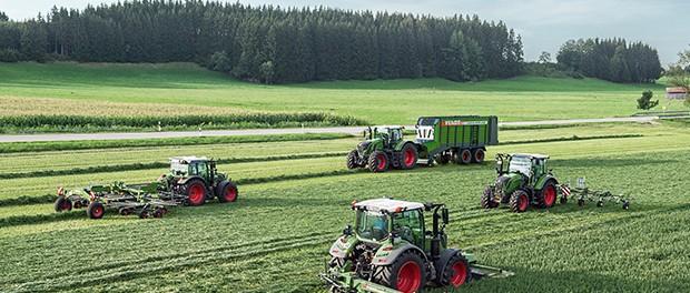 Feed harvest equipment