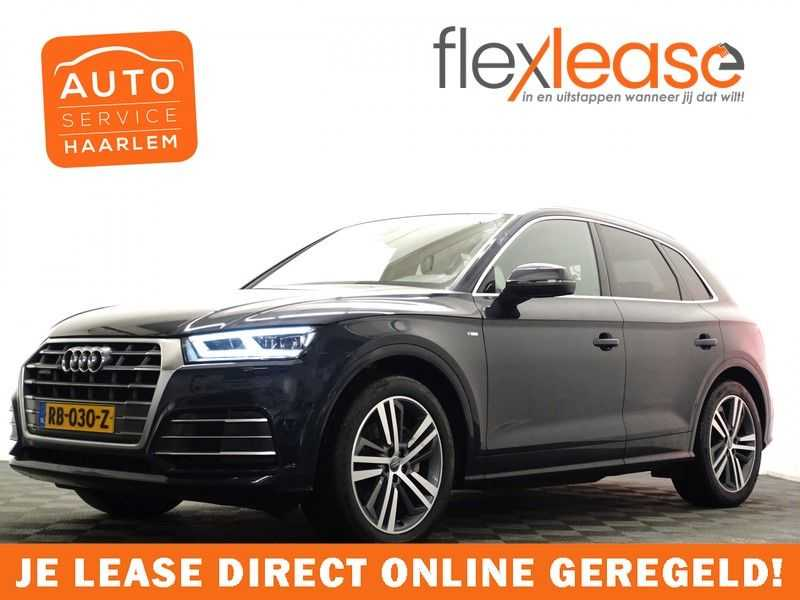 Audi Q5 2.0 TFSI 252pk Quattro [S-Line] Autom- Virtual Cockpit, Leer, B&O, Camera, Xenon Led, Nw model!