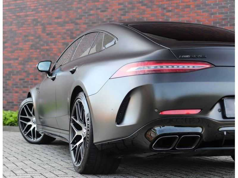 Mercedes-Benz AMG GT 4-Door Coupe 63 S 4MATIC+ *Dynamic Plus*widescreen*Head-up* afbeelding 8