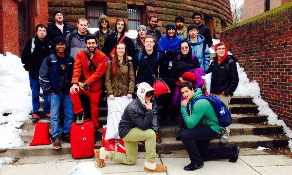 HacKSU at Penn Apps 2014