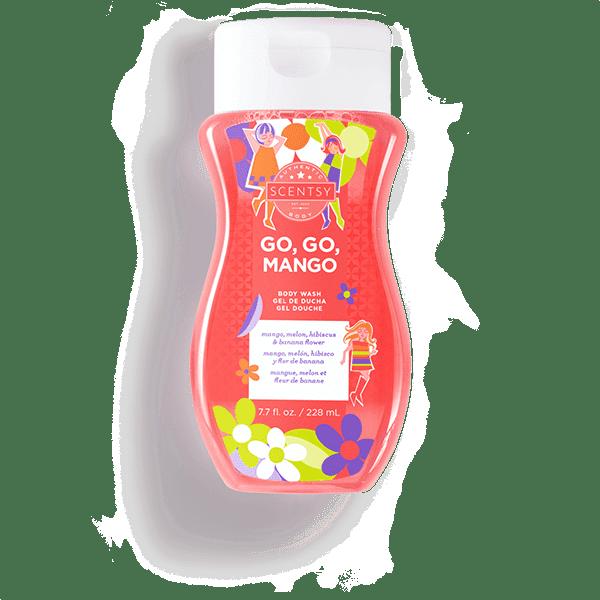 Go, Go, Mango Body Wash