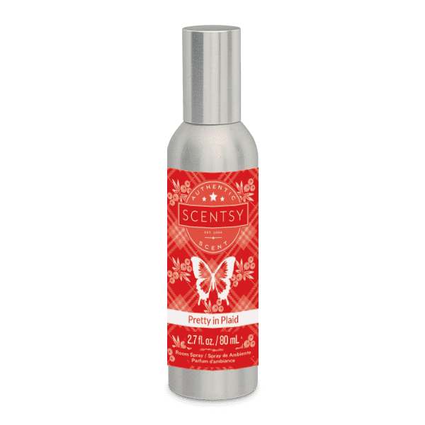 Picture of Pretty in Plaid Room Spray