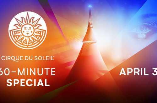 Amaluna, Bazzar, Volta - Cirque du Soleil 60-minute Special