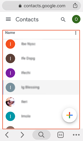 How to Use Contacts in the New Gmail contacts - Covve