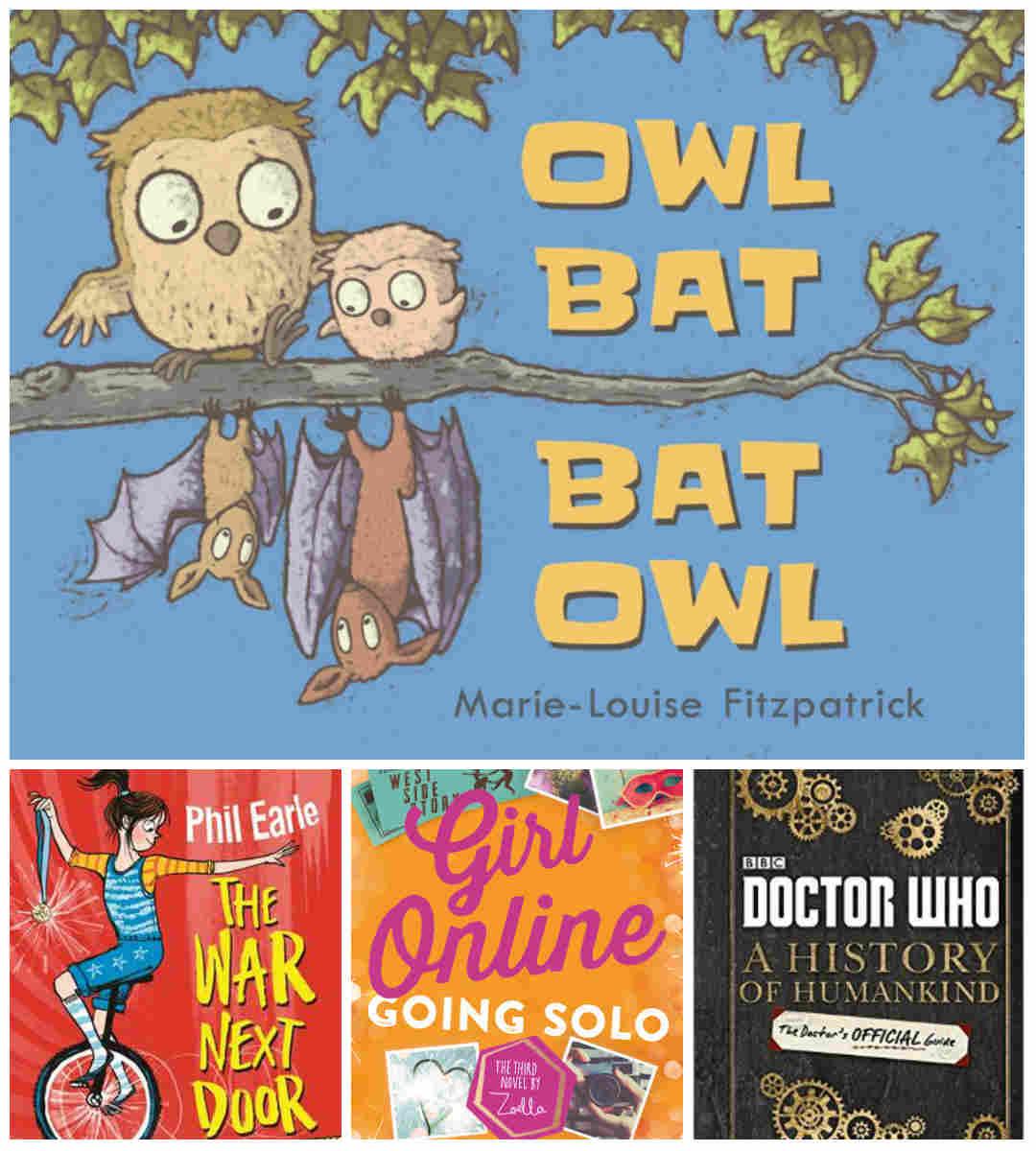 Owl Bat Bat Owl, The War Next Door